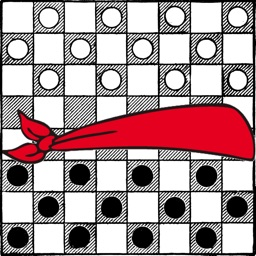 Blindfold Checkers
