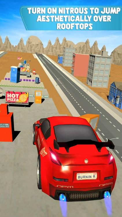 Impossible Ramp Car Jump