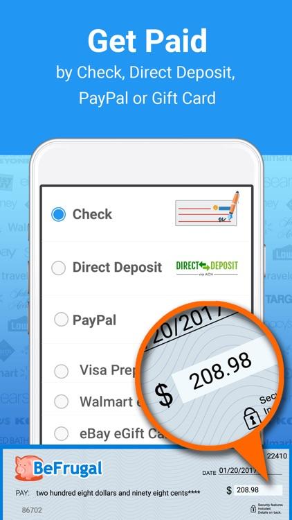 BeFrugal Cash Back & Coupons screenshot-4