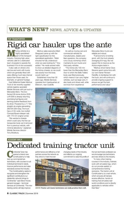 Classic Truck Magazine screenshot-7