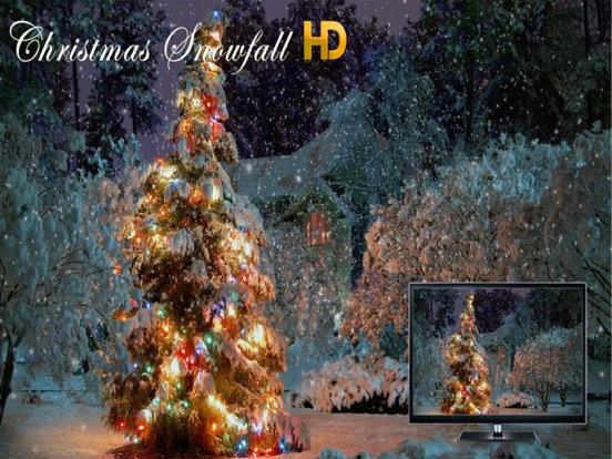 Christmas Snowfall HD screenshot 5