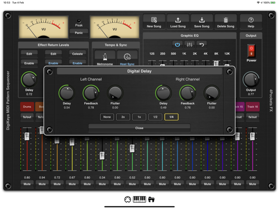 DigiKeys AUv3 Sequencer Plugin screenshot 11