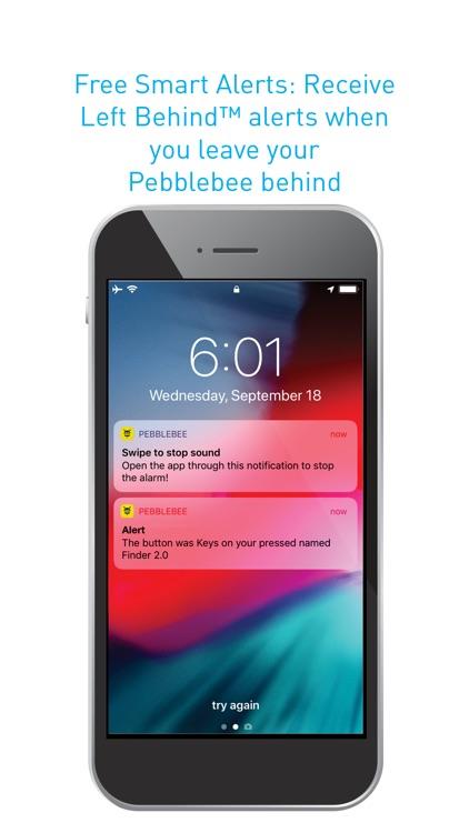 Pebblebee App screenshot-4