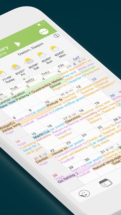 Awesome Calendar Lite