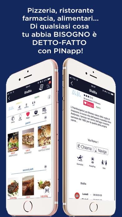 PINapp screenshot 2