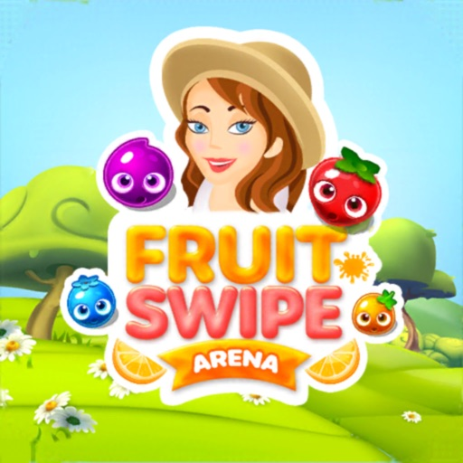 Fruit Swipe Match & Connect icon