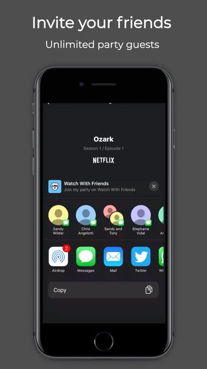 Watch With Friends screenshot-5