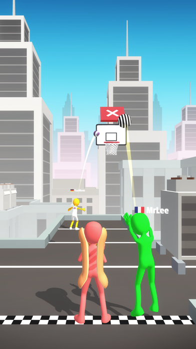 Download Five Hoops for Android