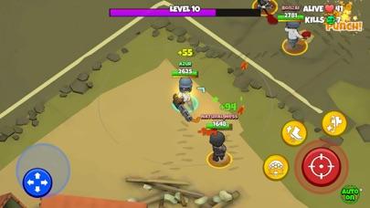 Warriors io screenshot 7