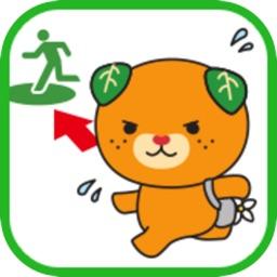 愛媛県避難支援アプリ ひめシェルター