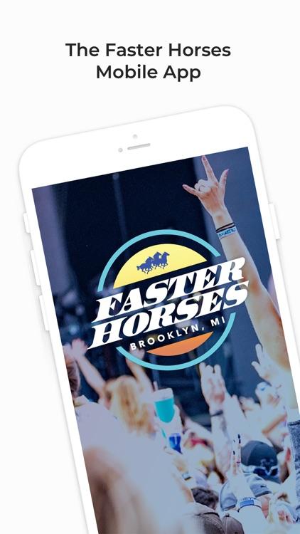 Faster Horses Music Festival