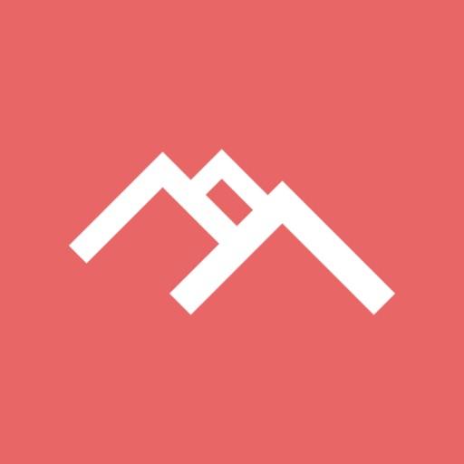 Alti - Минималистский Путешествия альтиметр и компас
