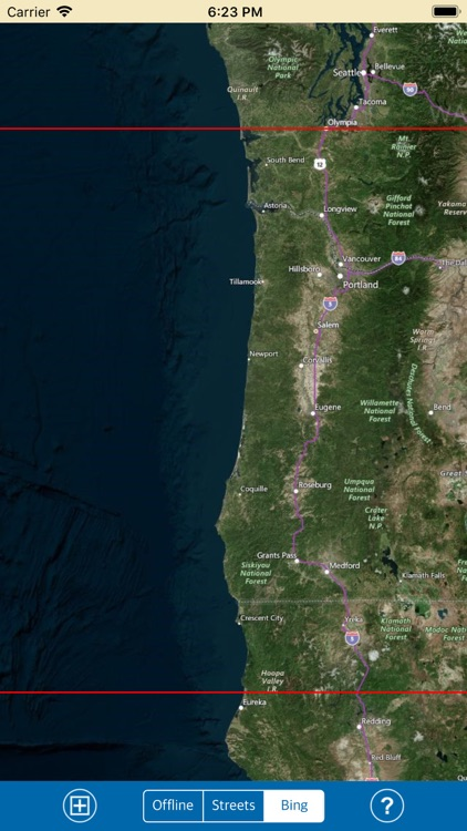 Oregon – Marine GPS screenshot-5