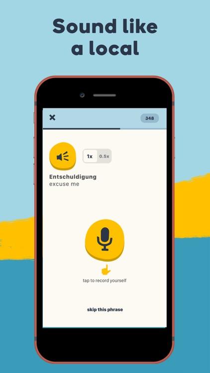 Memrise: Learn Languages Fast screenshot-4