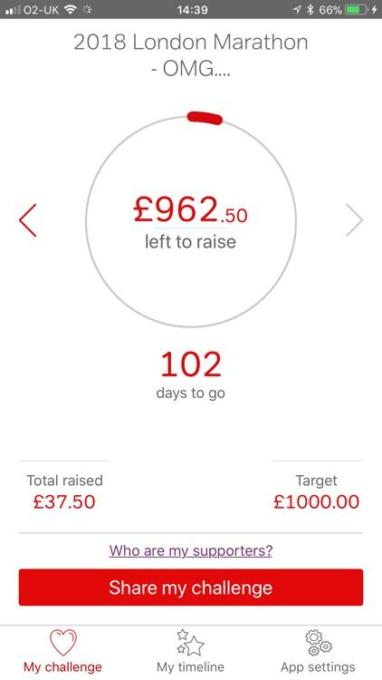 Virgin Money Giving screenshot-3