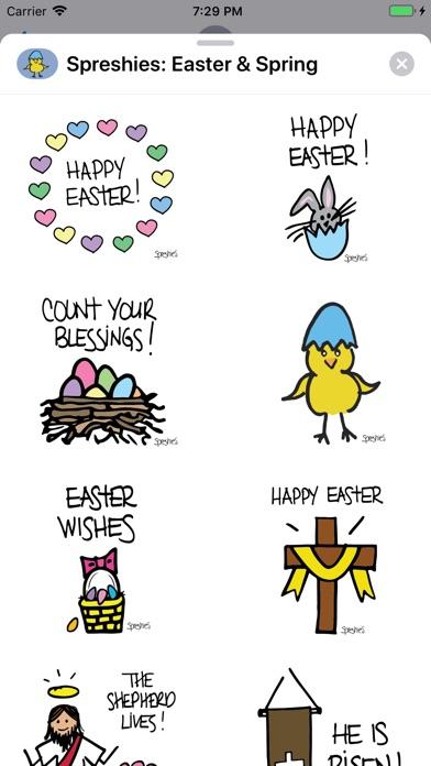 Spreshies: Easter & Spring