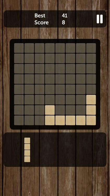Wooden Block Puzzle Games