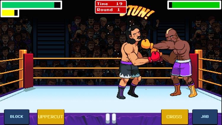 Big Shot Boxing screenshot-0
