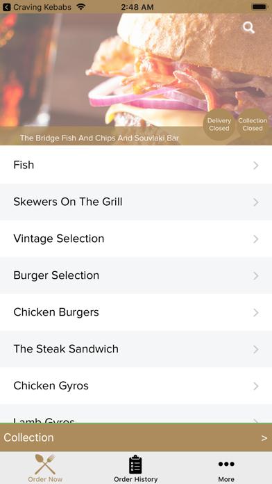 The Bridge Fish And Chips screenshot 2
