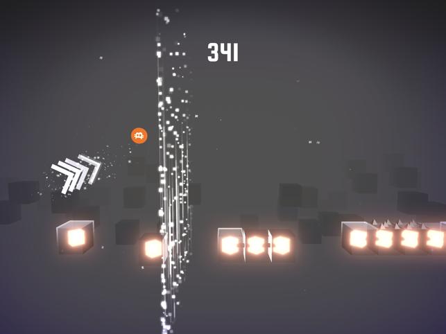 Bitcoin Bounce, game for IOS