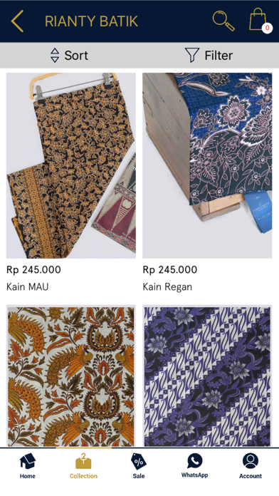 Rianty Batik screenshot 4