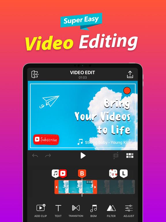 Video Maker VideoDay screenshot 6