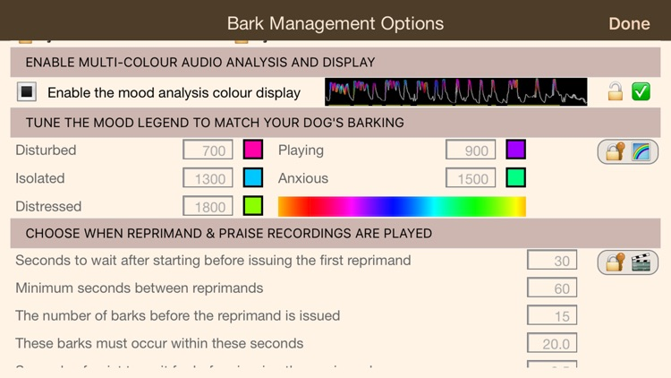 Barking Dog Monitor & Control screenshot-3