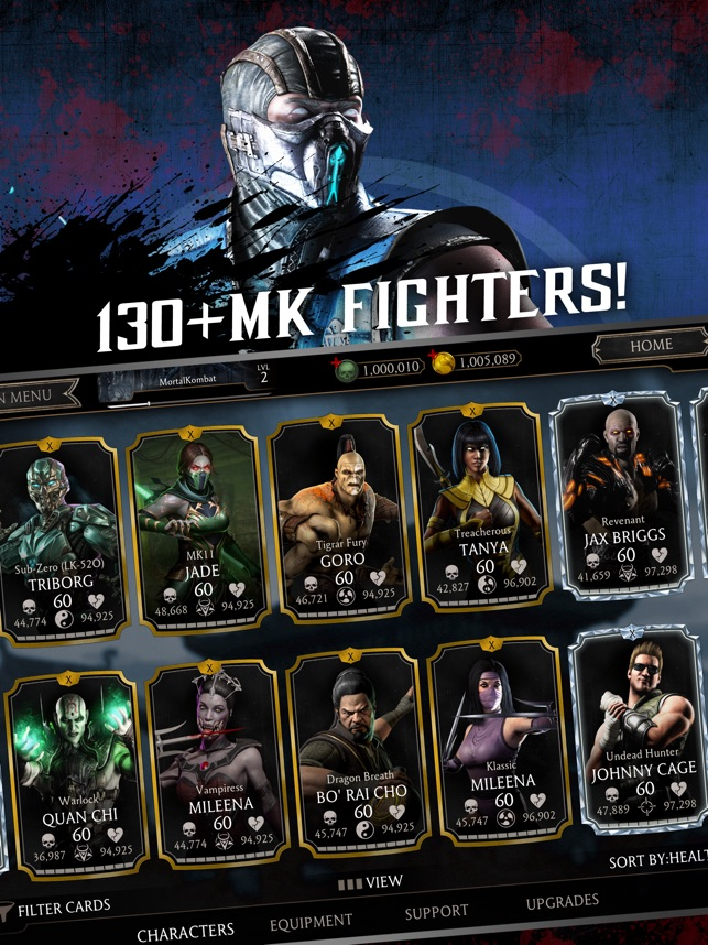 Mortal Kombat on the App Store