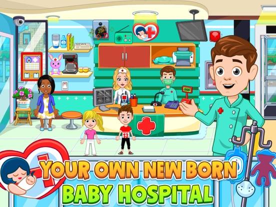My City : Newborn Babyのおすすめ画像2