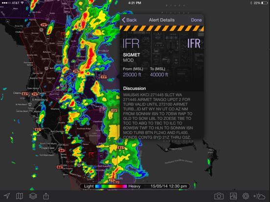MyRadar Weather Radar-ipad-0