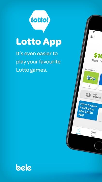 BCLC Lotto! screenshot-0