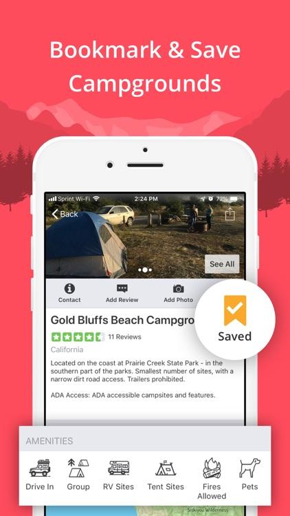The Dyrt Tent & RV Camping App screenshot-3