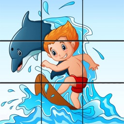 Smart Puzzle-Kids Jigsaw Games