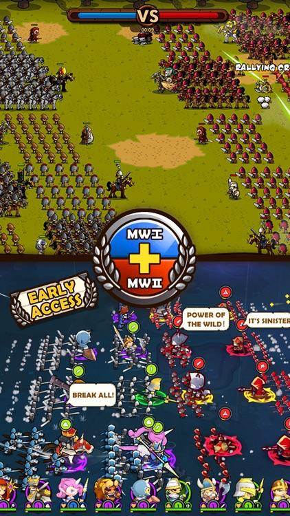 Mini Warriors™ screenshot-5