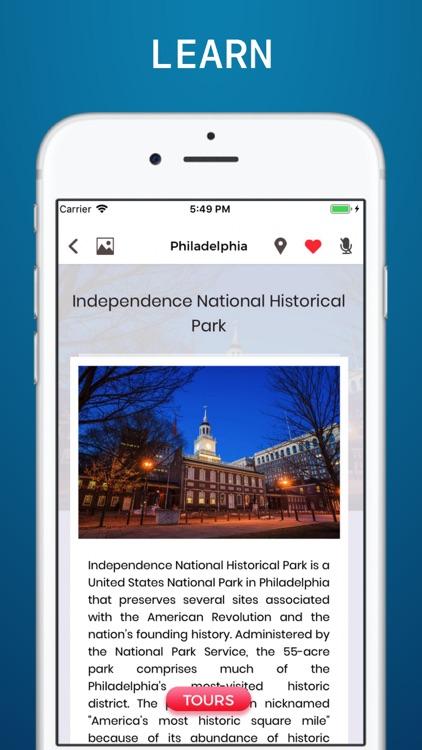 Philadelphia Travel Guide screenshot-4
