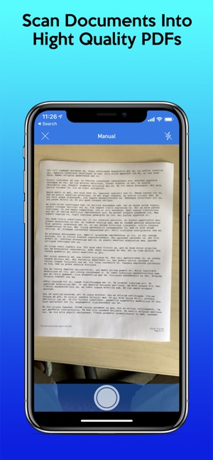 Scan My Document - PDF Scanner on the App Store