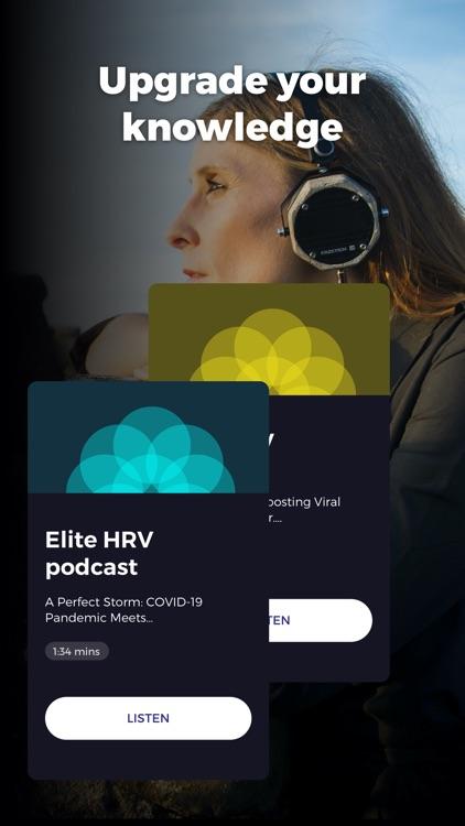 Elite HRV screenshot-7