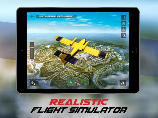 Flight Simulator 2019: Island-ipad-1