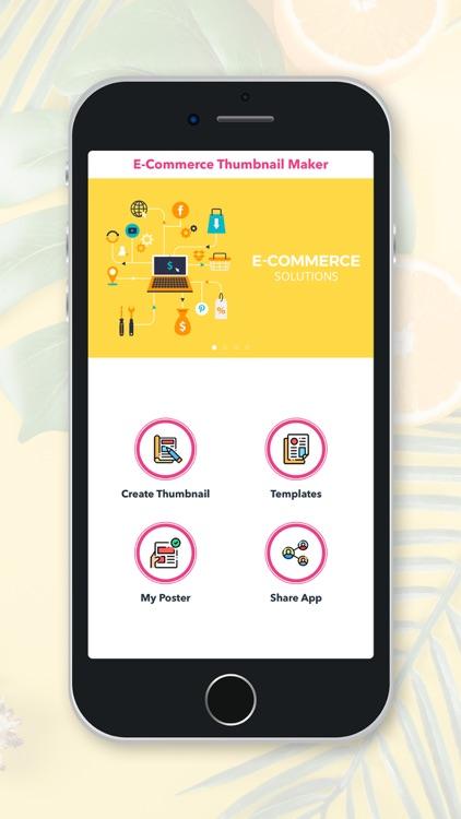 E-Commerce Thumbnail Maker