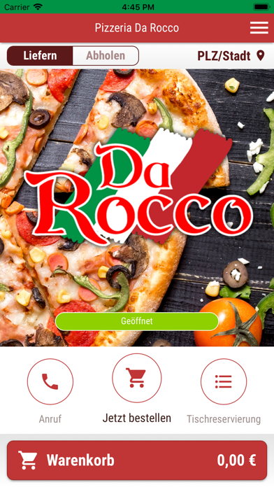 Pizzeria Da Rocco DortmundScreenshot von 1