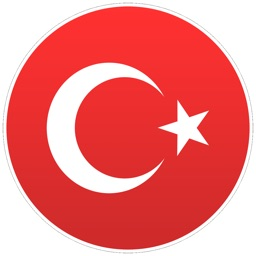 Turkish Flag Stickers