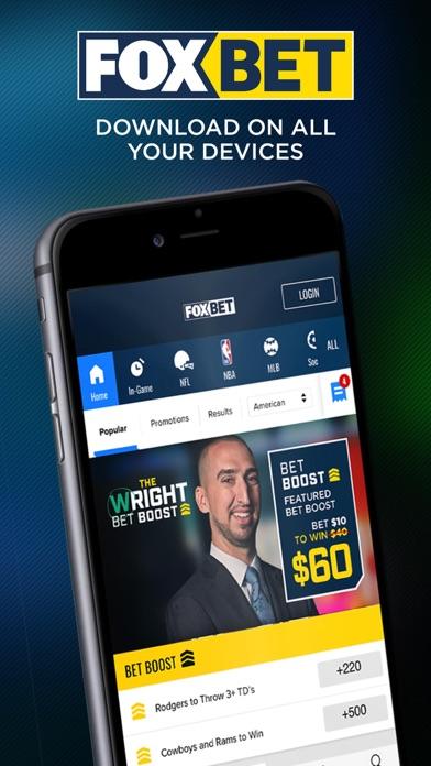 FOX Bet Sportsbook & Casino screenshot 6