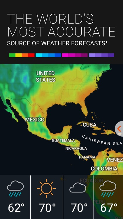 AccuWeather: Weather Radar screenshot-7