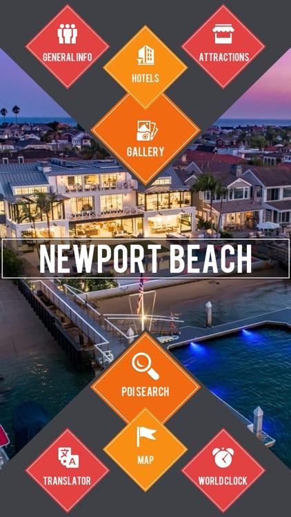 Newport Beach Tourism Guide