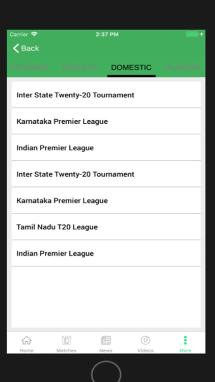 CRIKNOW: Cricket Scores & News screenshot-4