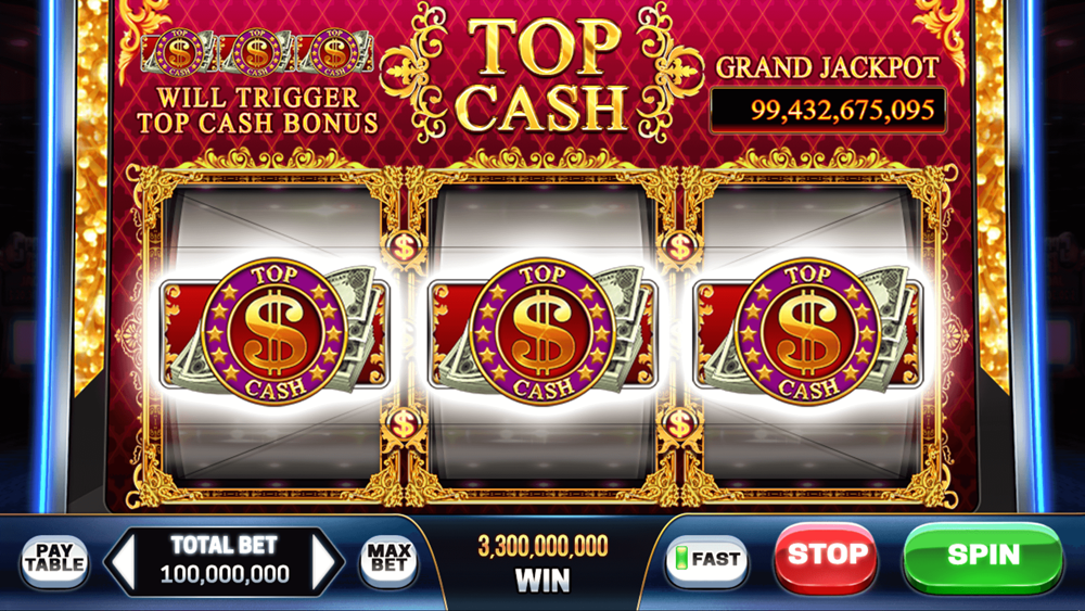 casino game hud Slot