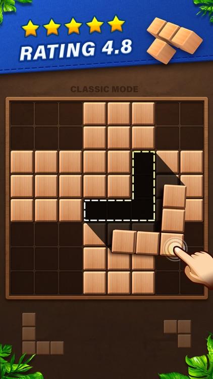 Fill Wooden Block Puzzle 8x8 screenshot-0