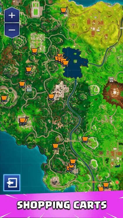 Map Guide for Fortnite screenshot-3