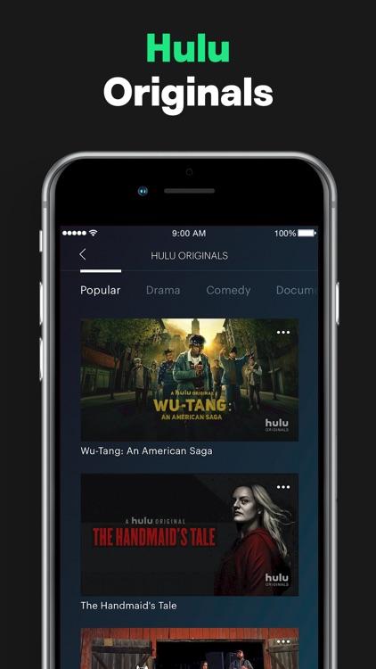Hulu: Stream TV shows & movies screenshot-3