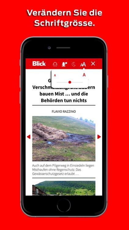 Blick E-Paper screenshot-3